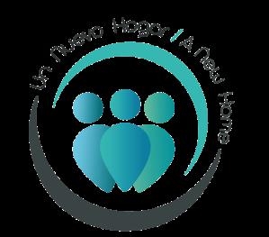 Un nuevo hogar Logo